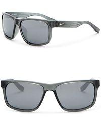 839801f4d7bd TOMS Dawson Shiny Black Polarized in Black for Men - Save 6% - Lyst