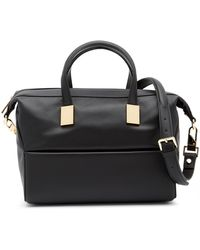 Luana Italy - Circe Medium Leather Satchel - Lyst