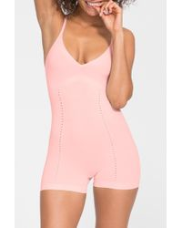 Spanx - Smoothing Romper - Lyst