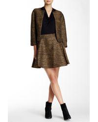Amour Vert - Leeron Printed Skirt - Lyst