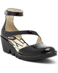 Fly London - Plan Wedge Pump - Lyst