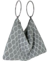 Whiting & Davis - Moroccan Tile Bracelet Bag - Lyst