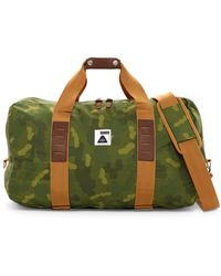 Poler Stuff - Leather Trimmed Carry-on Duffle - Lyst