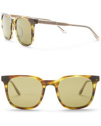 Bottega Veneta - Womens's Oversized Square Sunglasses - Lyst