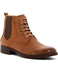 English Laundry - Aber Cap Toe Boot - Lyst