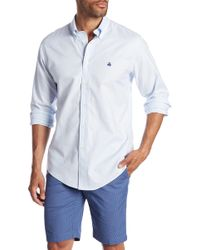Brooks Brothers - Oxford Regular Fit Shirt - Lyst