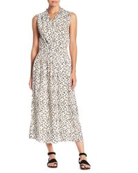 Banjanan - Printed Midi Dress - Lyst