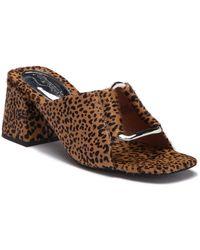 b3adf20a871 Jeffrey Campbell - Milagro Flared Heel Sandal - Lyst