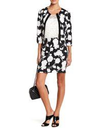 Grayse - Rose Sequin Pencil Skirt - Lyst
