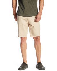 Scotch & Soda - Pima Cotton Quality Chino Shorts - Lyst