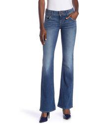 Hudson Jeans - Signature Bootcut Jeans - Lyst