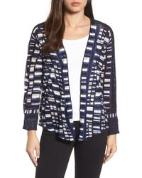 NIC+ZOE - Window Light 4-way Convertible Cardigan - Lyst