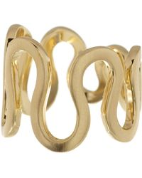 Elizabeth and James - Nash Squiggle Ring - Lyst