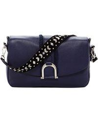 Sam Edelman - Petra Leather Shoulder Bag - Lyst