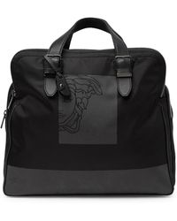 c96d8d541bcc Lyst - Versace Medusa Head Belt Bag in Black for Men