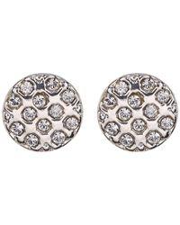 c.A.K.e. By Ali Khan - Swarovski Crystal Stud Earrings - Lyst