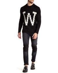 Whyred - Syd Knee Patch Pant - Lyst