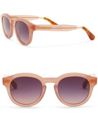TOMS - 49mm Bellevue Sunglasses - Lyst