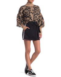 Mustard Seed - Athletic Stripe Skirt - Lyst
