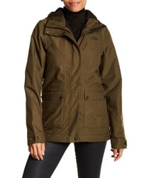 The North Face - Firesyde Lined Parka - Lyst