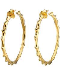 Uno De 50 - Anemone Earrings - Lyst