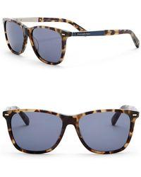 Z Zegna - 56mm Square Sunglasses - Lyst