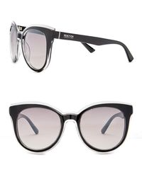 Kenneth Cole Reaction - Women's Acetate Square Injected Sunglasses - Lyst