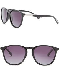 Steve Madden - Women's Polarized Round Sunglasses - Lyst