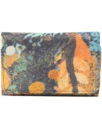 Hobo - Jill Trifold Leather Wallet - Lyst