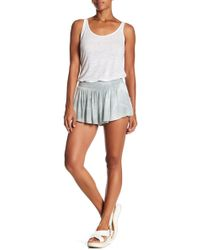 PPLA - Alondra High Waisted Short - Lyst
