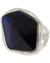 Robert Lee Morris - Faceted Stone Cocktail Ring - Size 8.5 - Lyst