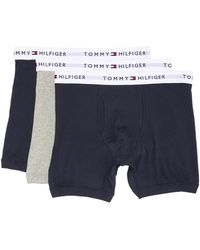 Tommy Hilfiger - Classic Boxer Briefs - Pack Of 3 - Lyst