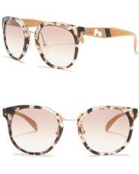 Prada - 53mm Square Sunglasses - Lyst