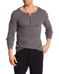 Unsimply Stitched - Long Sleeve Thermal Shirt - Lyst
