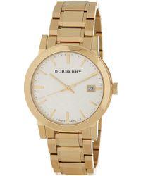 Burberry - Women's Quartz Bracelet Watch - Lyst