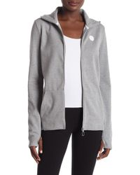 Bench - Funnel Zip Up Jacket - Lyst