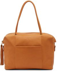 Hobo - Porter Leather Tote Bag - Lyst