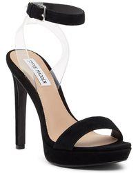 Steve Madden - Casita Ankle Strap Sandal - Lyst