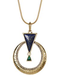 House of Harlow 1960 - Hymn To Selene Pendant Necklace - Lyst