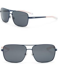 Jack Spade - Wright 59mm Sunglases - Lyst