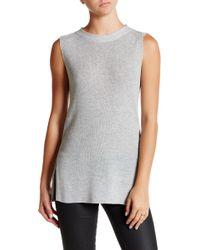Six Crisp Days - Sleeveless Tunic Sweater - Lyst