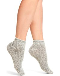 Free People - Abalone Ankle Socks - Lyst