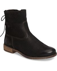 Josef Seibel - Sienna 01 Leather Bootie - Lyst