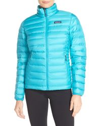 Patagonia - Packable Down Jacket - Lyst