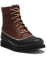 Sorel - Madson 1964 Waterproof Leather Boot - Lyst