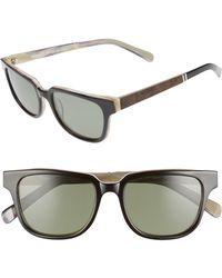 Shwood - Women's Prescott Polarized Cat Eye Sunglasses - Lyst