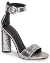 Kendall + Kylie - Giselle Ankle Strap Sandal - Lyst