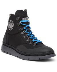Palladium - Pallasider Hiking Mid Boot - Lyst
