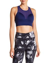 New Balance - Escape Sports Bra - Lyst