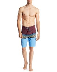 Quiksilver - High Div Board Shorts - Lyst